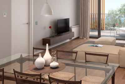 New 3 bedrooms apartments with swimming pool in Sitges, close to the seaside